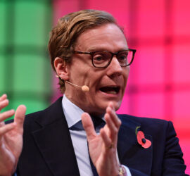 CEO von Cambridge Analytica, Alexander Nix (2017)